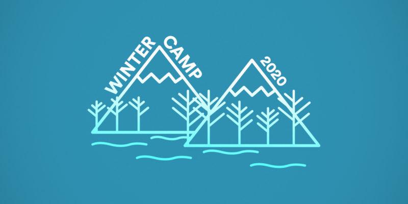 Winter Camp Logo