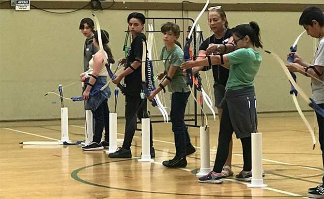 After School Archery